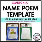 Name Poem Free!