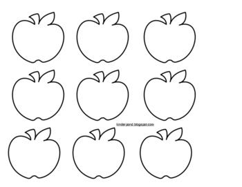 Name Practice: Apples