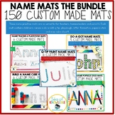 Name Practice Correct Name Formation Mats the Bundle - Cla