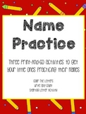 Name Practice Packet