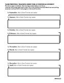 Name Printing Tracking Sheet