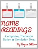 Name Readings by Sandra Cisneros, Immaculeta Uzoma Achilik