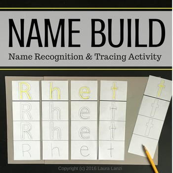 Name Recognition: Name Build