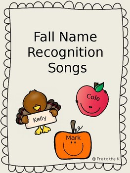 Name Recognition Songs