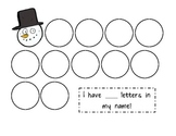 Name Snowman