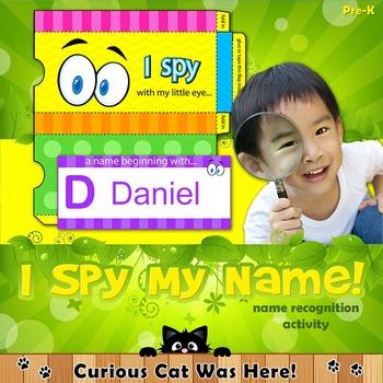Name Song - I Spy