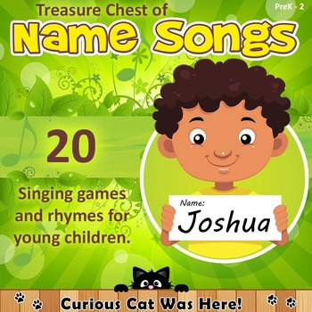 Name Songs and Name Activities