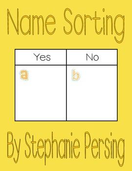 Name Sorting