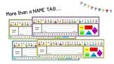 Educational Name Tag Labels