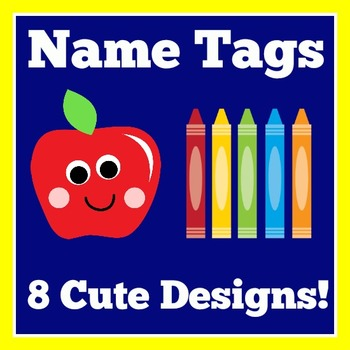 FREE Desk Name Tags