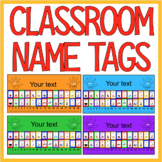 Name Tags Bundle
