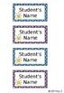 Name Tags - Editable!