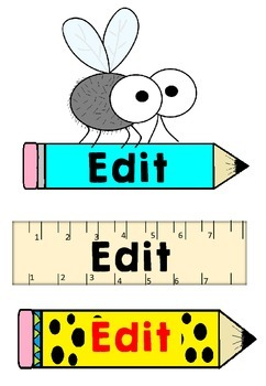 Labels - Name Tags, Desk Tags: Mini Beasts