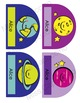 Name Tags Labels - Space Theme