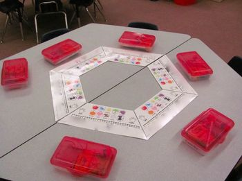 name tags for round or hexagon tables by stephanie w tpt