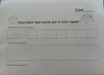 Name Tally