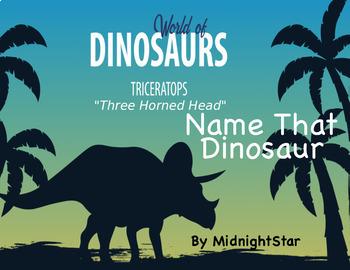 Name That Dinosaur-MidnightStar