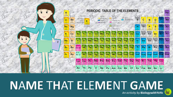 Name That Element Game