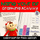 Name That Elf Graphing Activity