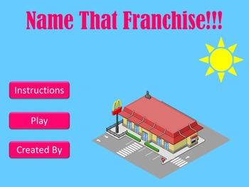 Name That Franchise