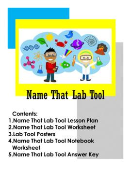 Name That Lab Tool
