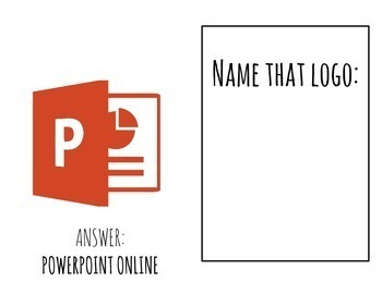 Name That Logo - Google and Microsoft Game