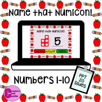 Name That Numicon