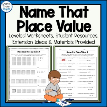 Name That Place Value