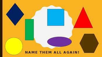 Name That Shape! (2D Shapes)