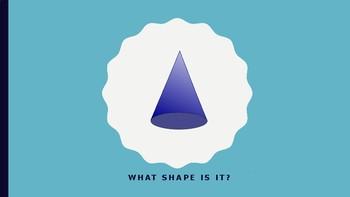 Name That Shape! (3D Shapes)