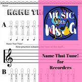 Name That Tune! for Recorders
