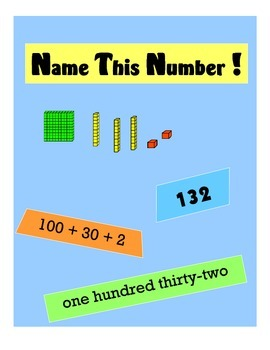 Name This Number !