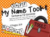 Name Practice Editable