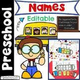 Name Tracing Worksheets - Editable