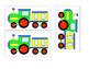 Name Train Craftivity