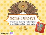 Name Turkey