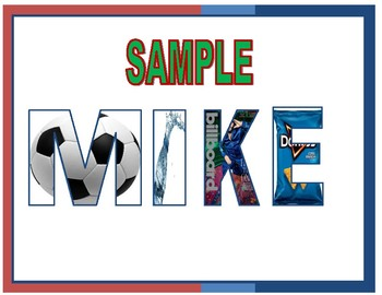 Name Word Art Fill Effects Assignment In Publisher and Word