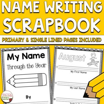 Name Writing Practice