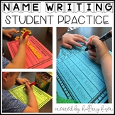 Name Writing Practice (Editable)
