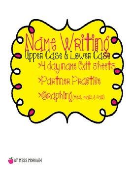 Name Writing Unit