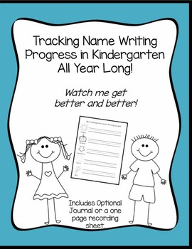 Name Writing Yearly Progress