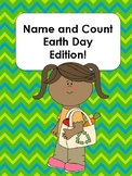 Name and Count: Earth Day Edition