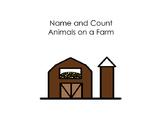 Name and Count: Farmland Habitat