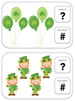 Name and Count: St. Patrick's Day Edition