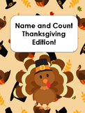 Name and Count: Thanksgiving