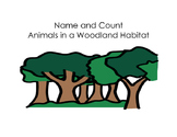 Name and Count: Woodland Habitat