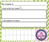 Name building Activity