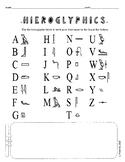 Name in Hieroglyphs