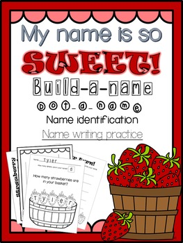 Name practice - My Name is so Sweet