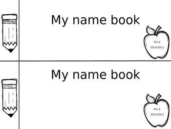 Name progression book